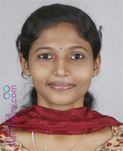 Changanacherry Matrimony Bride user ID: CCHY457048