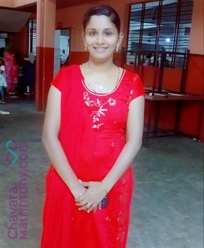 Pala Matrimony  Bride user ID: CPLA457107