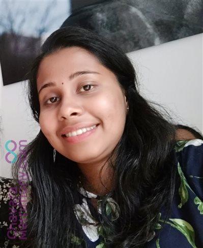 Kuravilangad Matrimony Bride user ID: CKVD456142