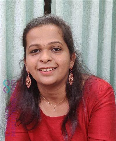 UAE Matrimony  Bride user ID: CAGY458157