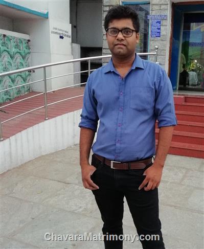 Chennai Matrimony Grooms user ID: CCBE345001
