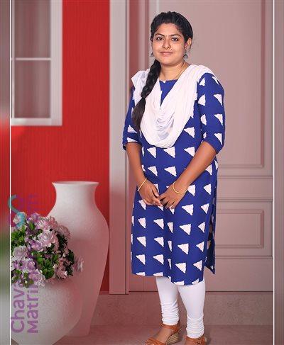 Chennai Matrimony Bride user ID: CCBE456002