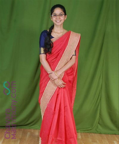 Bhadravathi Diocese Matrimony  Bride user ID: CBGR456264