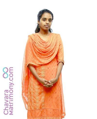 Changanacherry Bride user ID: CCHY458333