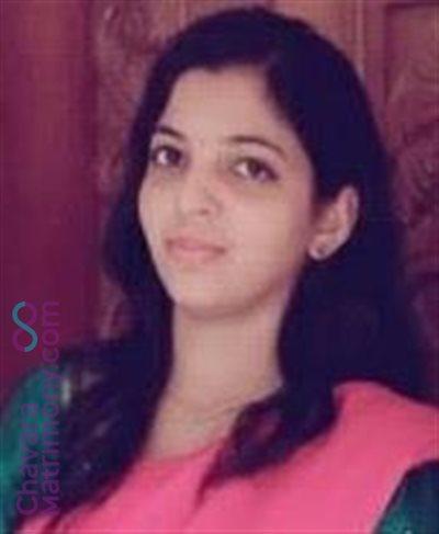 Cochin Matrimony Bride user ID: CEKM234533