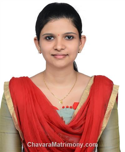 Thrissur Matrimony  Bride user ID: CTCR456132