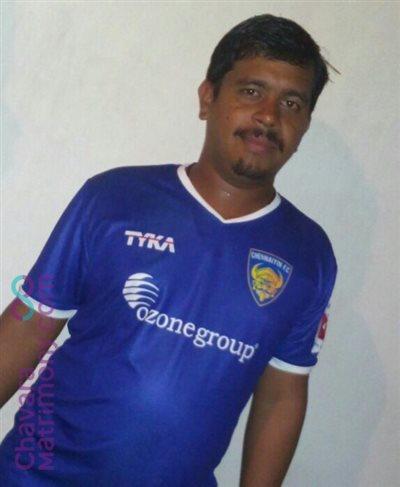 Mangalore Matrimony Grooms user ID: CBGR234059