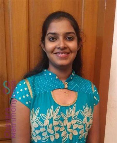 Ramanathapuram Diocese Matrimony Bride user ID: CCBE456018