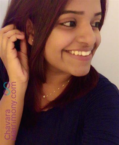 Advertising/PR Professional Matrimony Bride user ID: Nishajohn68
