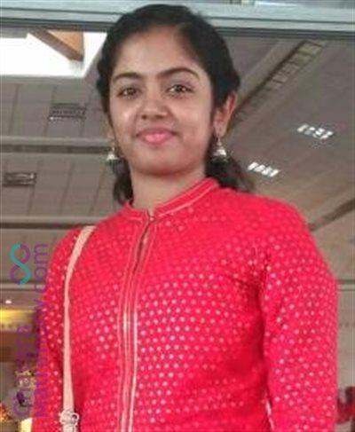 Poona Diocese Matrimony Bride user ID: CMUM345015