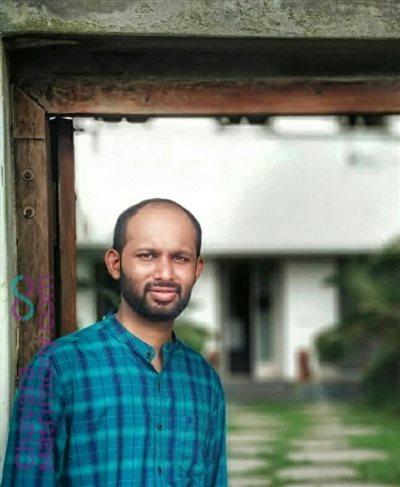 Kottayam- Kochi Matrimony  Groom user ID: jubingeorge1729