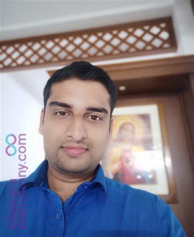 Kanjirappally Diocese Matrimony  Groom user ID: CKPY456256