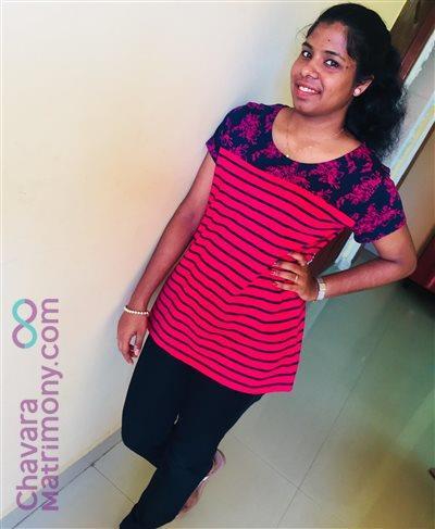 Pondicherry Diocese Matrimony Bride user ID: CCBE345007