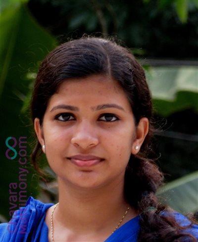 Angamaly Diocese Matrimony Bride user ID: ELZAMARY