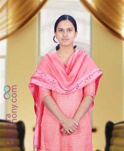 Kothamangalam Diocese Matrimony  Bride user ID: CTPA234240