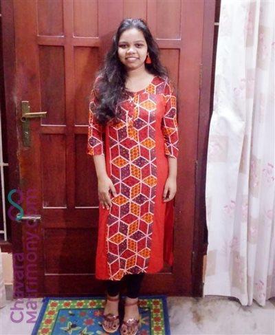 Kannur Diocese Matrimony Bride user ID: CKNR234138