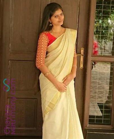 Kattappana Matrimony Bride user ID: josnajose31