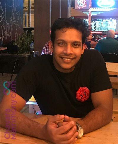 Anglo Indian Matrimony  Groom user ID: leenus6119