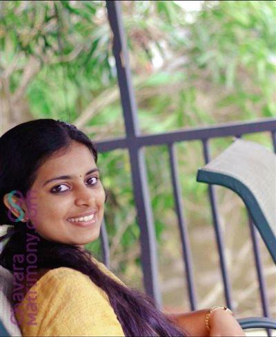 Professor / Lecturer Matrimony Bride user ID: Geethujosek