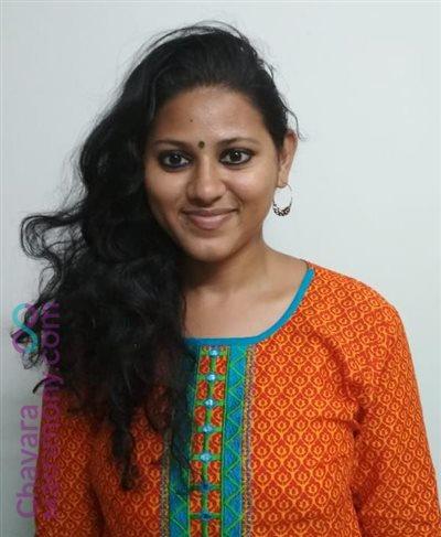 Thrissur Matrimony  Bride user ID: Evachristine