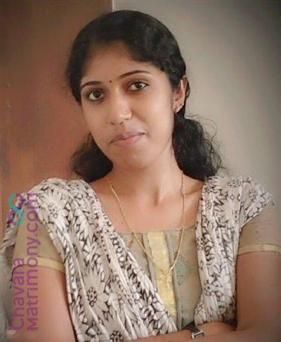 Chemist Matrimony Bride user ID: riyathankachan
