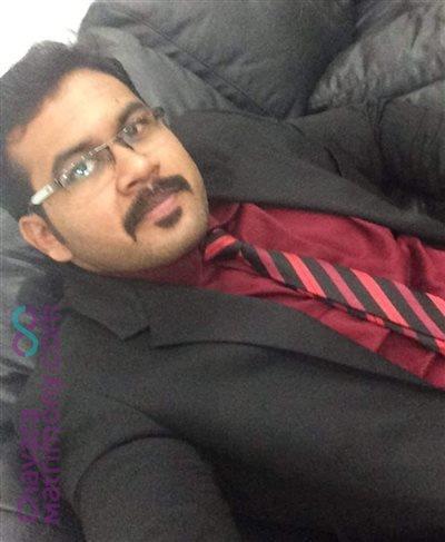 Anglo Indian Matrimony Grooms user ID: saviochavara