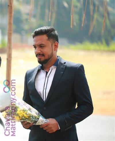 Malabar Diocese Matrimony  Groom user ID: anujoseph105