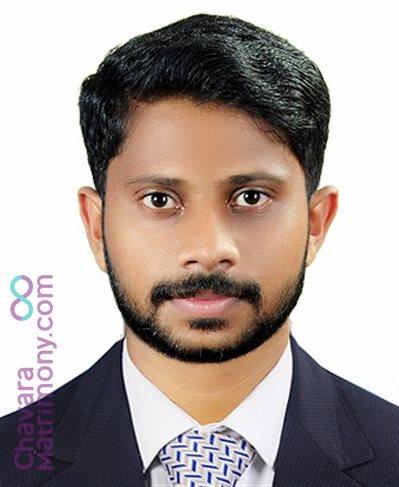 Quality Controller Matrimony Grooms user ID: sebanbinto