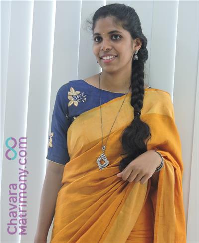 Kanjirapally Matrimony Bride user ID: CKPY456216