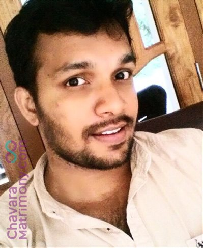 Kandanad Diocese Matrimony  Groom user ID: geevan87