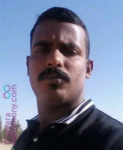 Security Guard Matrimony  Groom user ID: sanuvinu1991