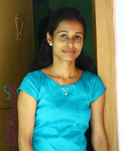 Kanjirapally Matrimony Bride user ID: chinchumthw