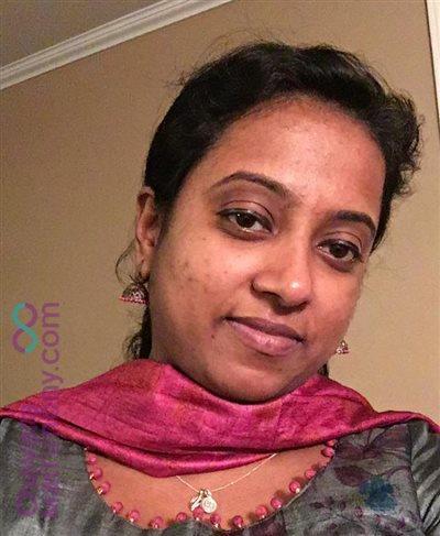 USA Matrimony  Bride user ID: NishaC14