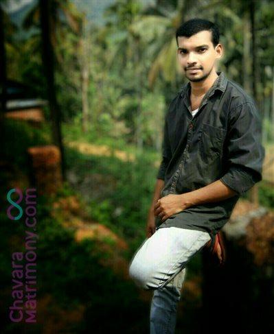 Malappuram Matrimony  Groom user ID: manumanut