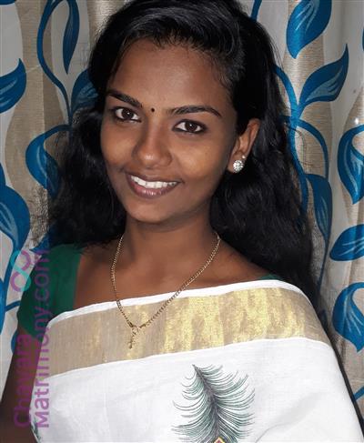 Hotel/ Hospitality Professional Matrimony  Bride user ID: MaryAmala123