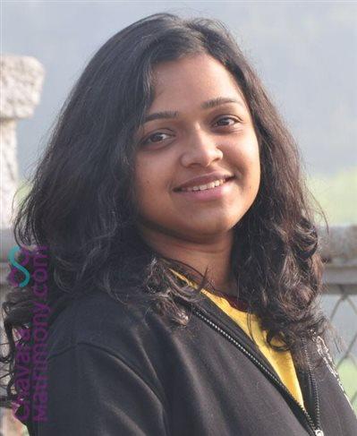 Malabar Diocese Matrimony  Bride user ID: steffymathew15