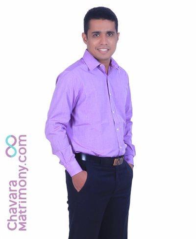 Govt.Service Matrimony  Groom user ID: ajaychavara2