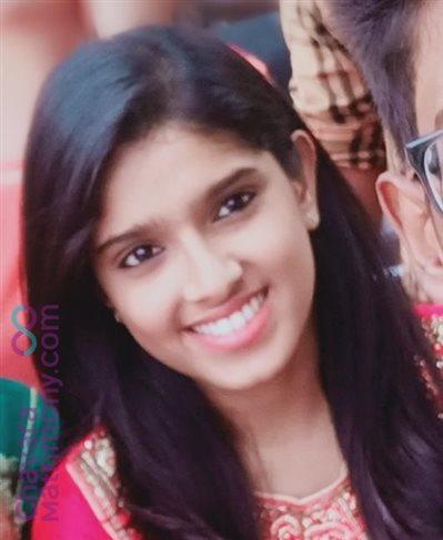 Ramanathapuram Diocese Matrimony Bride user ID: Aashmi