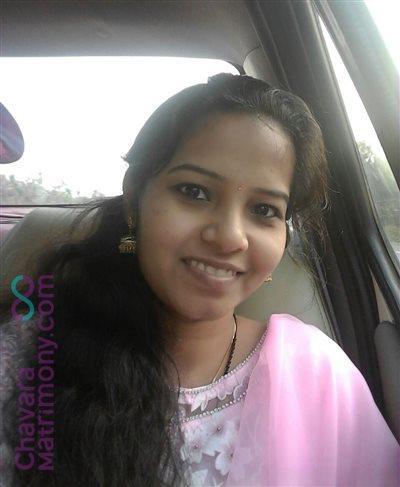 Palakkad Matrimony Bride user ID: NAVYA1234