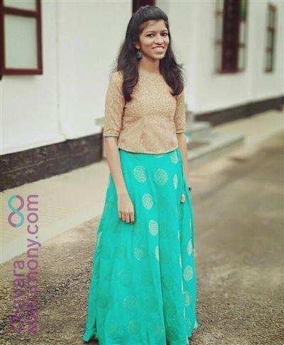 Mananthavady Diocese Matrimony Bride user ID: Aparna573