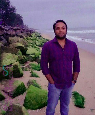 Ernakulam Matrimony Grooms user ID: nidhijo
