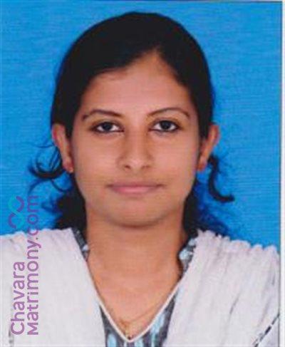 Kuravilangad Matrimony Bride user ID: CKVD456184