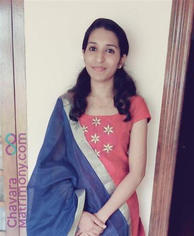 Thrissur Matrimony  Bride user ID: ANCHU005