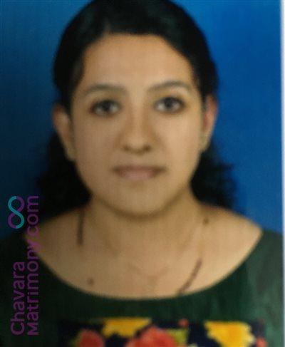 Army/Navy/Air Force Matrimony  Bride user ID: Benitaantony