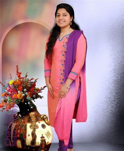 Pune Matrimony  Bride user ID: Bincy3107