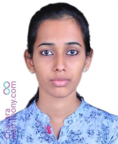 Kuravilangad Matrimony  Bride user ID: CKVD456206