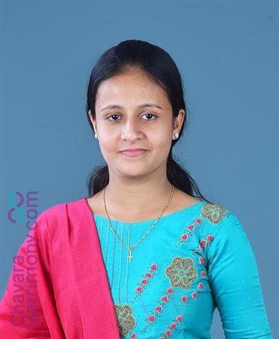 Palghat Diocese Matrimony Bride user ID: tonyco