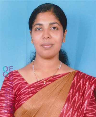 Kuravilangad Matrimony  Bride user ID: CKVD456262