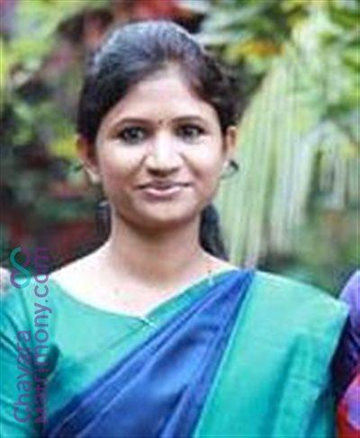 Kottayam Diocese Matrimony Bride user ID: moollysabu