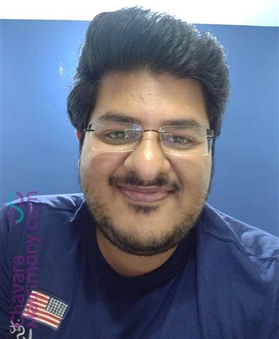 Thiruvalla Matrimony  Groom user ID: CBGR456197